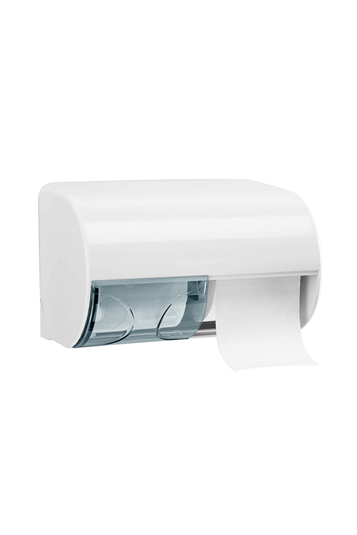 Twin Spender WC-papier Standardrollen